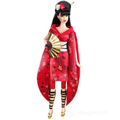 Barbie Dolls of the world - Japan (V5004)
