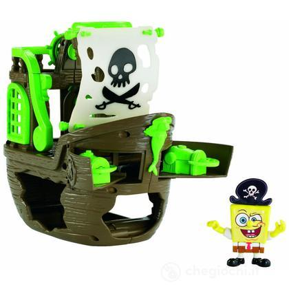 La nave da Pirata SpongeBob (W9587)