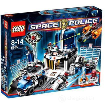 LEGO Space - Centrale polizia spaziale (5985)