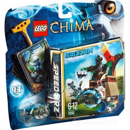 Colpo potente - Lego Legends of Chima (70110)