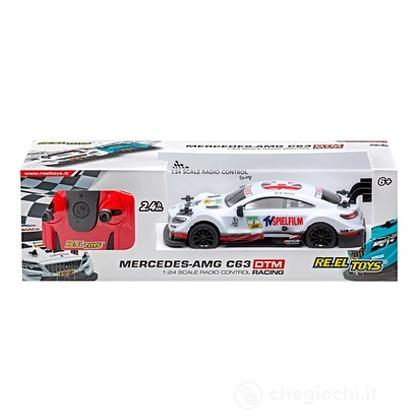 Dtm Mercedes Amg C63 Scala 1:24