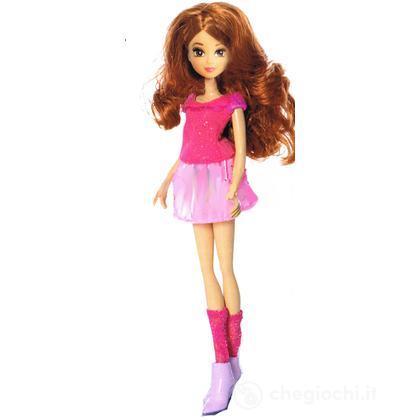 Violetta Fashion Look con Diario Make-Up
