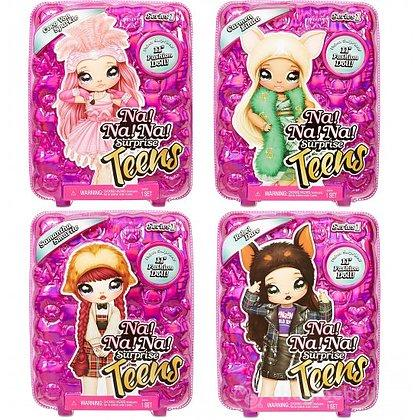 Na Na Na Surprise Teens Doll 572381 assorito