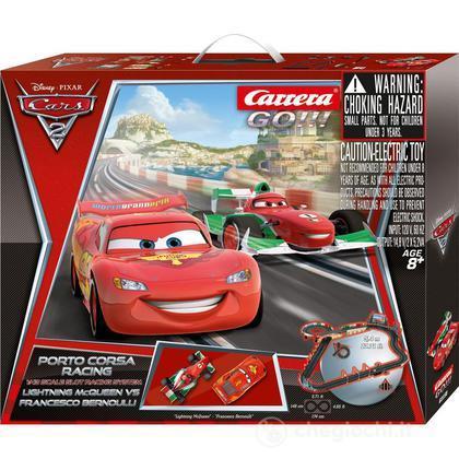 Pista Carrera GO!!! Cars 2 Porto Corsa