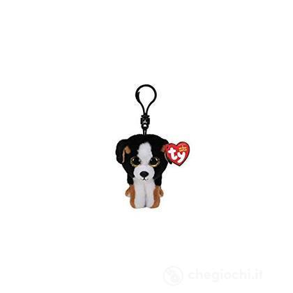 Portachiavi Clip Roscoe The Dog Peluche (T35239)