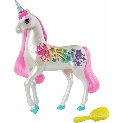 Unicorno Pettina e Brilla Barbie (GFH60)