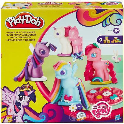 Create Pony (B0009EU4)