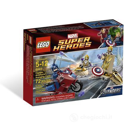 LEGO Super Heroes - Capitan America (6865)