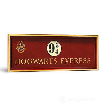 Harry Potter: Placca Murale Binario 9 e 3/4 (NN7041)