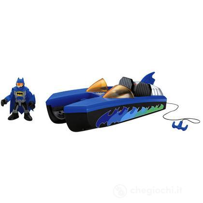 DC Super Friends - Batboat (W8531)