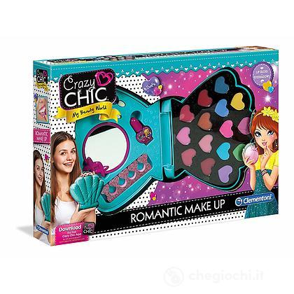 Crazy Chic Romantic Make Up (15240)