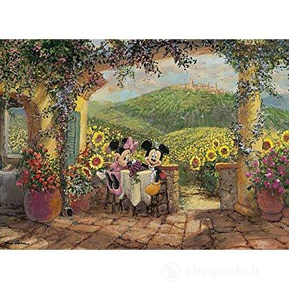 Minnie&Mickey - Tuscan Love 1000 pezzi High Quality Collection (39240)