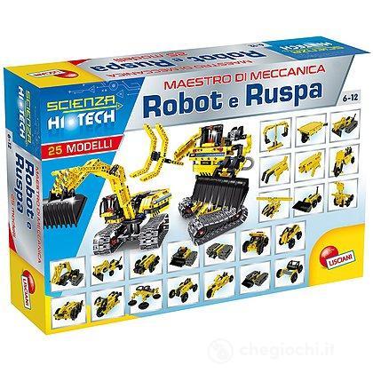 Scienza Hi Tech Robot E Ruspa (62409)