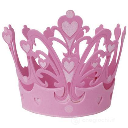 Corona principessa, pink, soft (BS 1792)