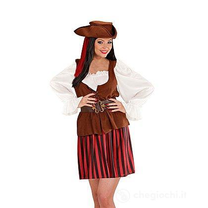 Costume Adulto Piratessa S
