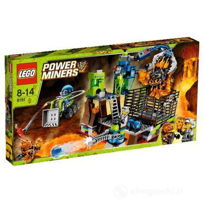 LEGO Power Miners - Lavatraz (8191)
