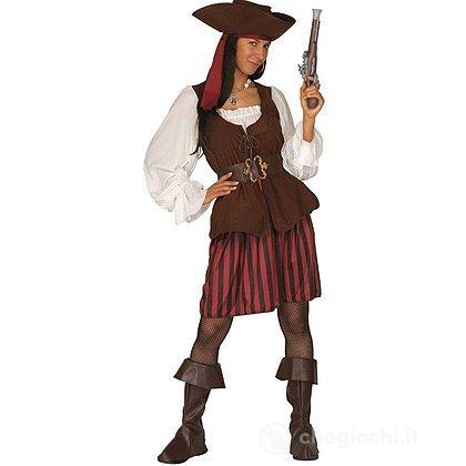 Costume Adulto Piratessa M