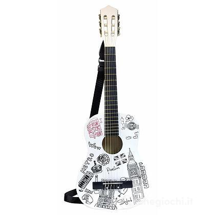 Chitarra in legno 85 cm (8512)