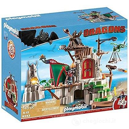 Isola di Berk Dragon Trainer (9243)