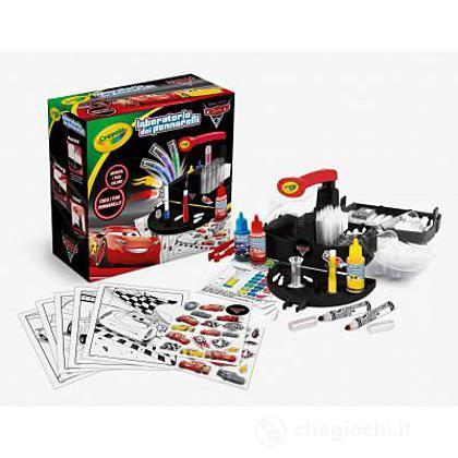 Laboratorio Dei Pennarelli Cars 3 Disegno E Colori Crayola