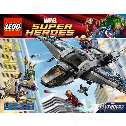 LEGO Super Heroes - Quinjet Aerial Battle (6869)