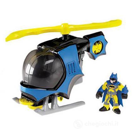 DC Super Friends - Batcopter (W8535)