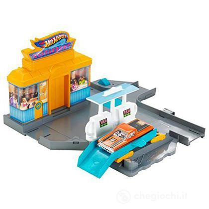 Pit stop station - Garage Playset (BGH96)