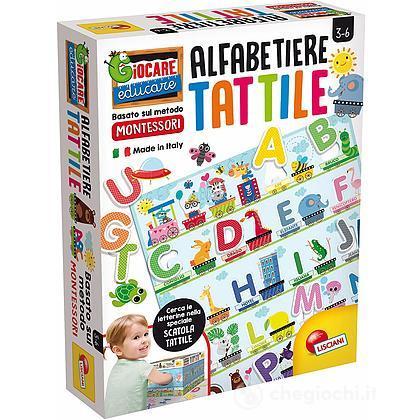 Montessori Plus Alfabeto Tattile (72446)