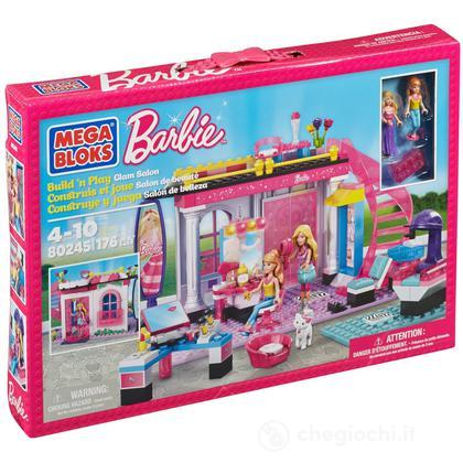 Barbie Salone Di Bellezza                (80245)
