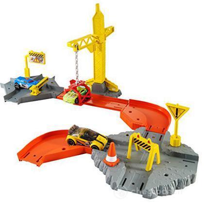Construction Garage Playset (BGH97)