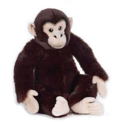 Scimpanz grande peluche venturelli giocattoli - Peluches a 1 euro ...