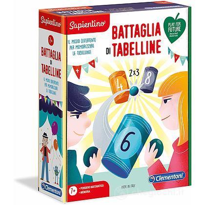 La Battaglia Delle Tabelline (16245)