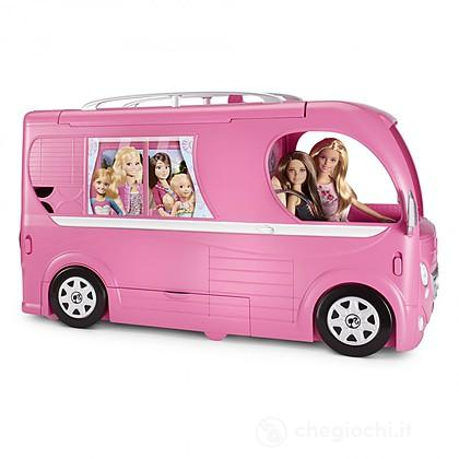 Camper Barbie + Sorelline (DRF31)