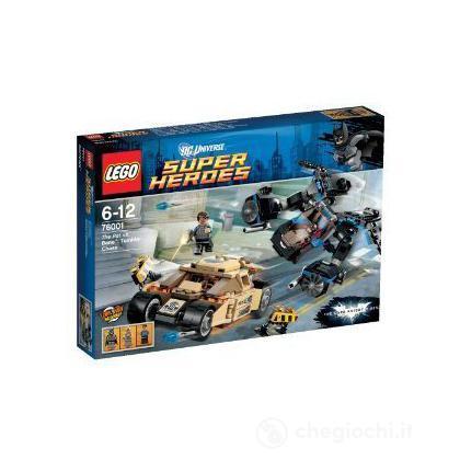 L'uomo pipistrello contro Bane - Lego Super Heroes (76001)