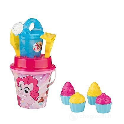 Set mare My Little Pony con set secchiello (107114108)
