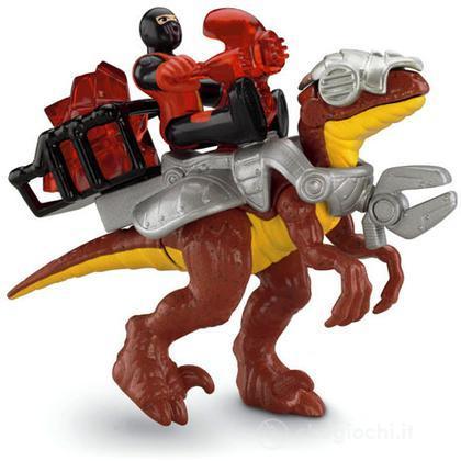 Dinosauro base - Raptor (W6017)
