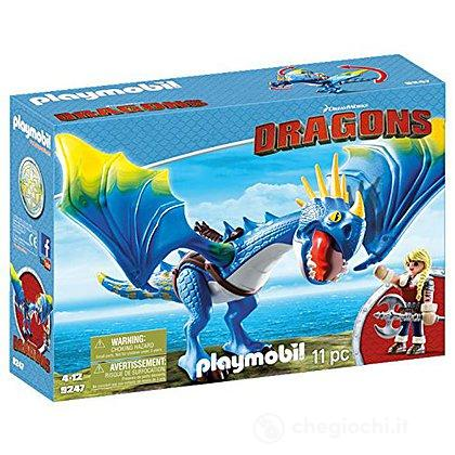 Astrid e Tempestosa Dragon Trainer (9247)