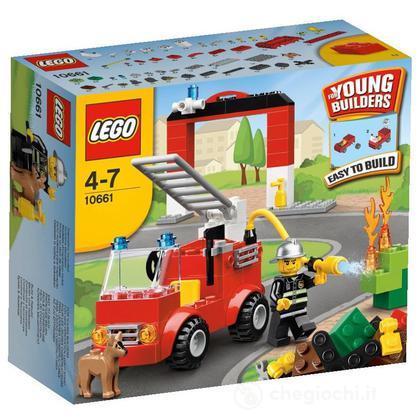 La mia prima caserma dei pompieri Lego - Lego Mattoncini (10661)