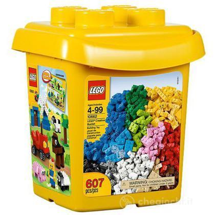 Secchiello creativo Lego - Lego Mattoncini (10662)
