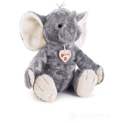 Elefante grigio chiaro grande (17249)