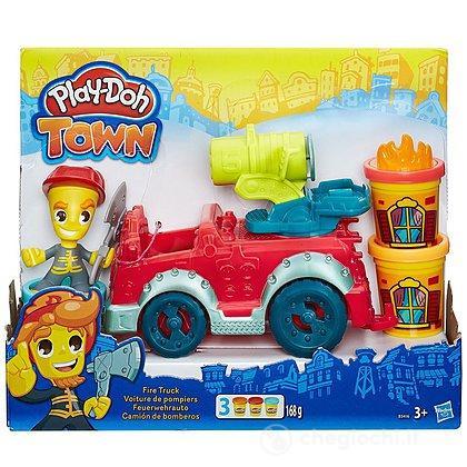 Playdoh Town - Il Camion dei Pompieri