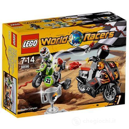 LEGO World Racers - Testa a testa nel Canyon (8896)