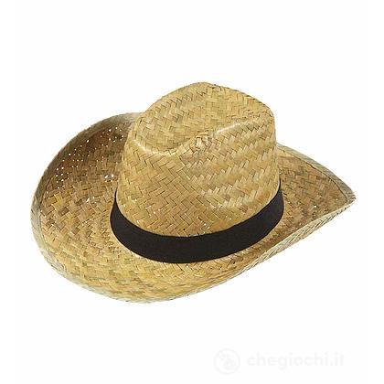 Cappello in Paglia Texas