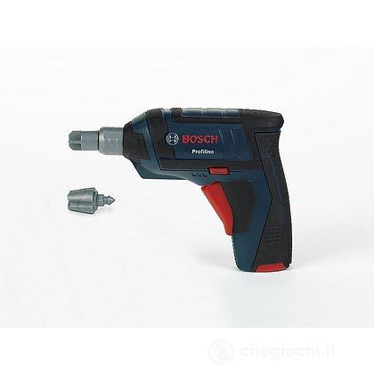 Bosch - Avvitatore A Batteria Profilino Blu