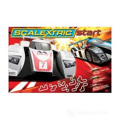 Scalextric START 3 GT Endurance (C1251P)