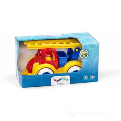 Gift boxes - Jumbo camion pompieri con 2 personaggi