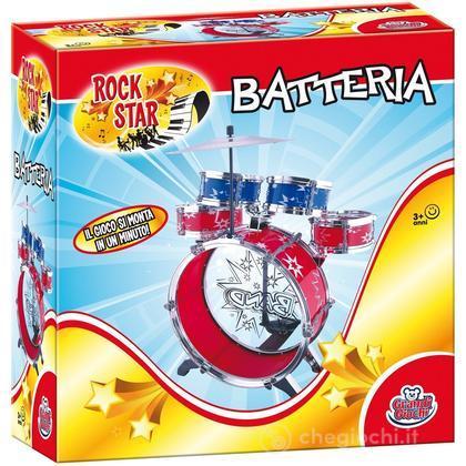 Batteria Rock 5 Pezzi (GG61251)