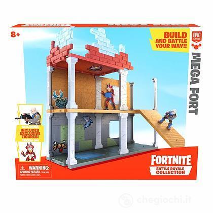 Fortnite Mega Fort con personaggi (FRT36000)
