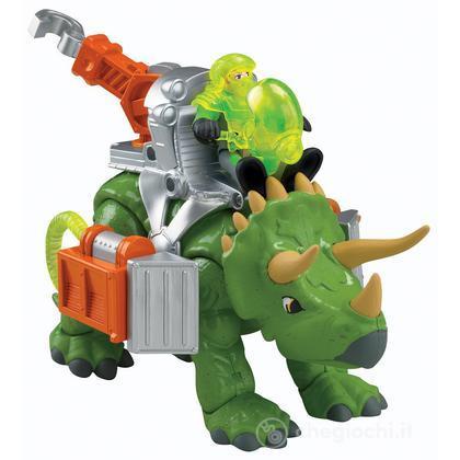 Dinosauro deluxe - Triceratopo (W6022)