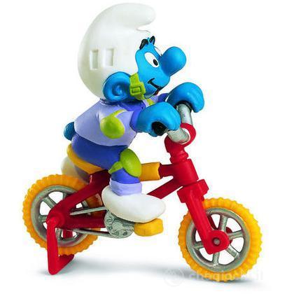 Puffo ciclista (40252)